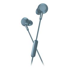 TAE4105BL/00 -    Słuchawki dokanałowe z mikrofonem