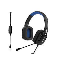 Ακουστικά για παιχνίδια υπολογιστή