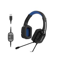 PC-headset voor games