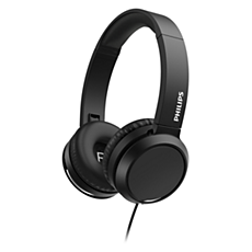 TAH4105BK/00  On ear headphones