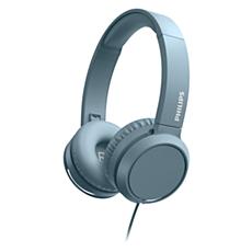 TAH4105BL/00  On ear headphones
