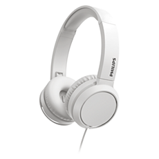 TAH4105WT/00  Fones de ouvido supra-auriculares