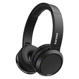 Trådløse hodetelefoner som omslutter øret