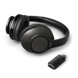 Kabellose Kopfhörer für Fernseher