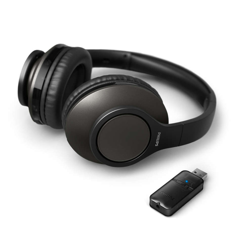 Great sound. From TV to conference calls.