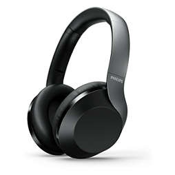 Hi-Res Audio wireless over-ear headphones
