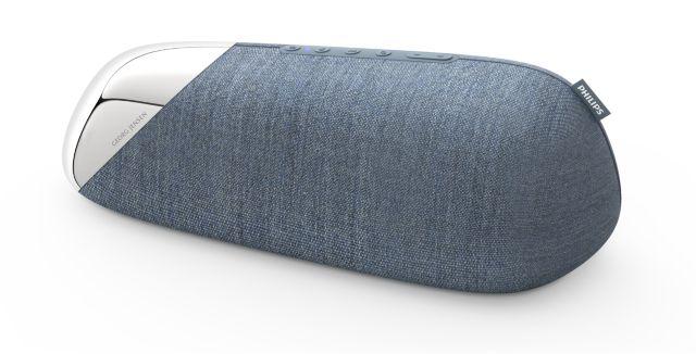 Philips Audio 2020: Bluetooth-Lautsprecher TAJS50/00 - Design Georg Jensen