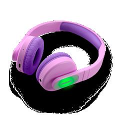 TAK4206PK/00  Trådlösa on-ear-hörlurar för barn