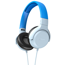 TAKH101BL/00 -    Headphones with mic