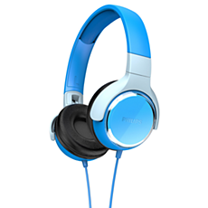 TAKH301BL/00 -    Headphones with mic