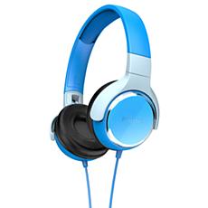 TAKH301BL/00 -    Słuchawki z mikrofonem