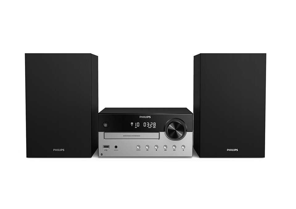 Fylligare ljud för all din musik