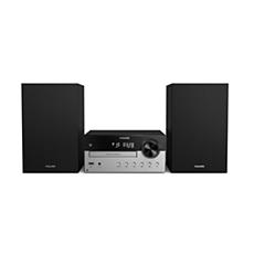TAM4205/37  Micro Music System