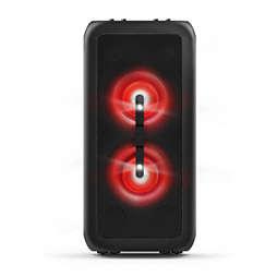 BASS+ Altavoz Bluetooth para fiestas