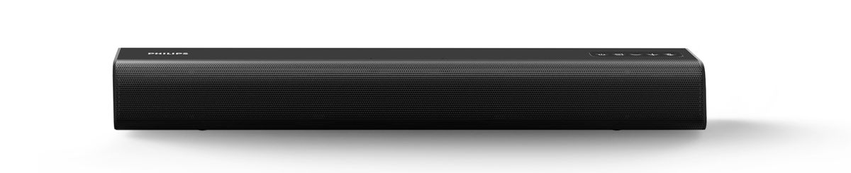 Philips TAPB400/12: 2.0 Soundbar mit Google Assistant und Chromecast built-in