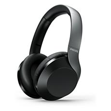 TAPH805BK/00 -   Performance Auscult. over-ear s/ fios c/ áudio de alta resolução