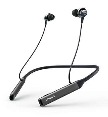 Hi-Res Audio wireless in-ear headphones,