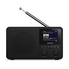 TAPR802/12  Internetradio