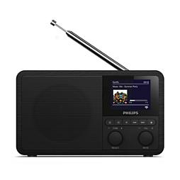 Радіогодинник