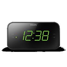TAR3306/12  ساعة مزودة براديو