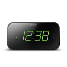 TAR3306/37  Clock Radio