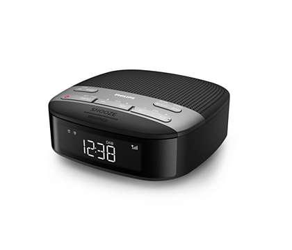 Trezeşte-te cu un radio cu sunet excepţional de clar