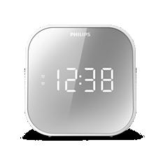 TAR4406/12  ساعة مزودة براديو