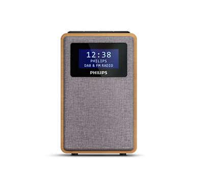 Ευέλικτο οικιακό ραδιόφωνο