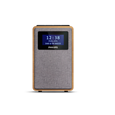 TAR5005/10 -    Clock Radio
