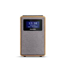 TAR5005/10  Klokradio