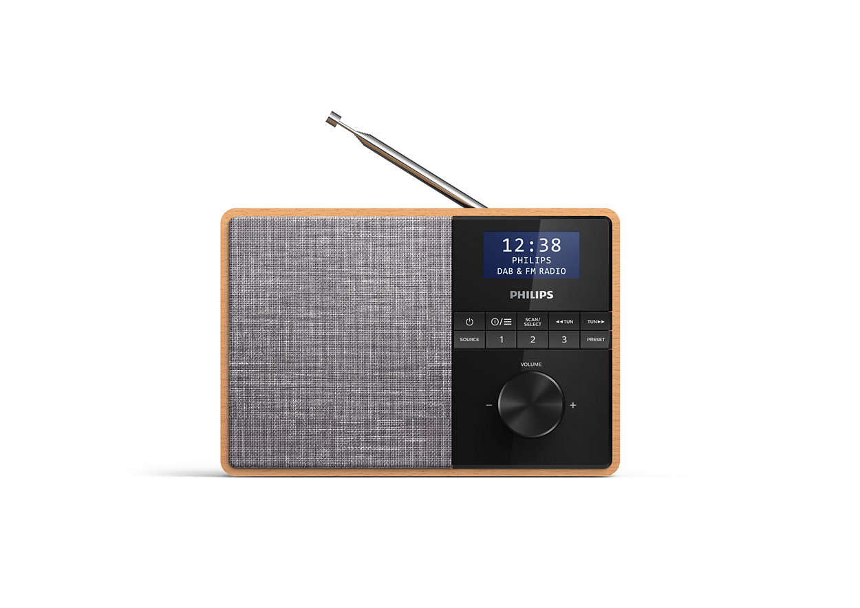 Una radio per la cucina