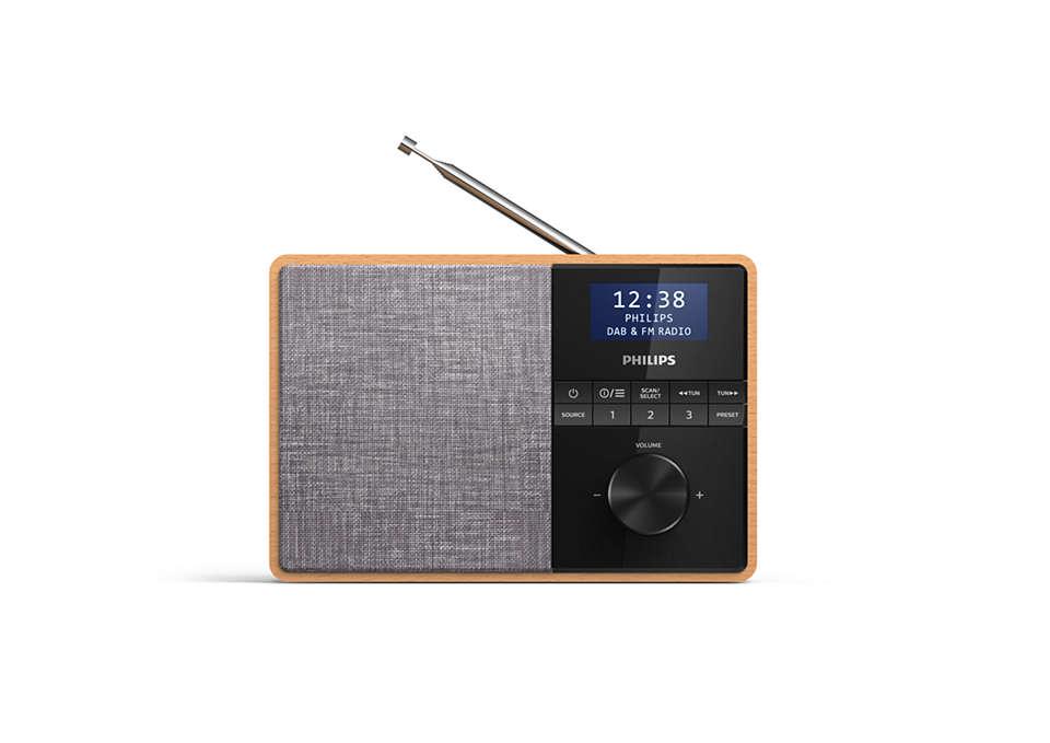 De keukenradio