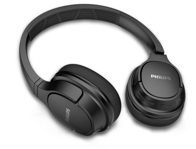 Philips 2019: On-Ear Sportkopfhörer TASH402BK/00