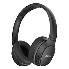 TASH402BK/00 -    Słuchawki bezprzewodowe