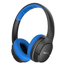TASH402BL/00 -    Bezdrátová sluchátka