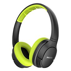 TASH402LF/00 -   ActionFit Wireless Headphone