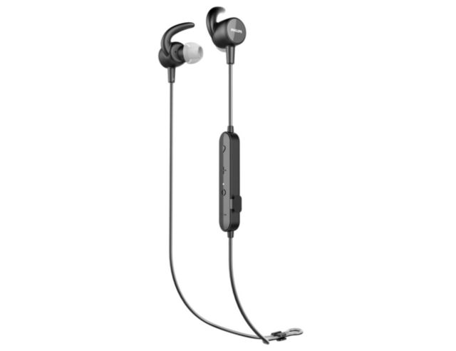 Philips 2019: In-Ear Sportkopfhörer TASN503BK/00
