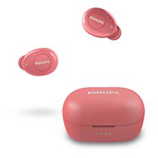 TAT2205RD/00 -    Bezprzewodowe słuchawki dokanałowe true wireless