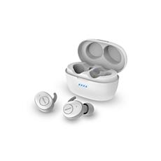 TAT3215WT/00 -   UpBeat Bezprzewodowe słuchawki dokanałowe true wireless