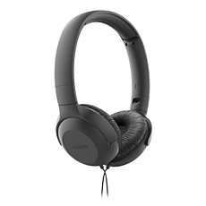 TAUH201BK/00  Headphones with mic