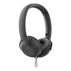 TAUH201BK/00 -    Headphones with mic