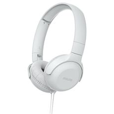 TAUH201WT/00  Headphones with mic
