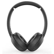 TAUH202BK/00  ワイヤレスヘッドフォン