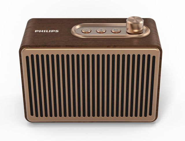 Philips Vintage Bluetooth-Lautsprecher TAVS300/00 (VS300)
