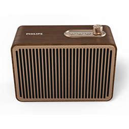 Bluetooth hordozható hangsugárzó