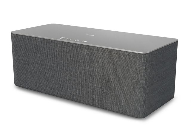 "Philips Audio 2020: Wireless Speaker TAW6505/10 ""Works with Ambilight"""