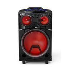 TAX3305/78  Caixa de som Bluetooth para festas