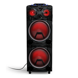 Torre de sonido Bluetooth para fiestas