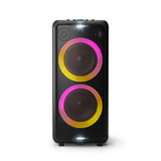 TAX5206/98  مكبر صوت بتقنية Bluetooth مخصص للحفلات