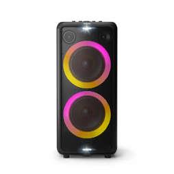 Bluetooth party speaker
